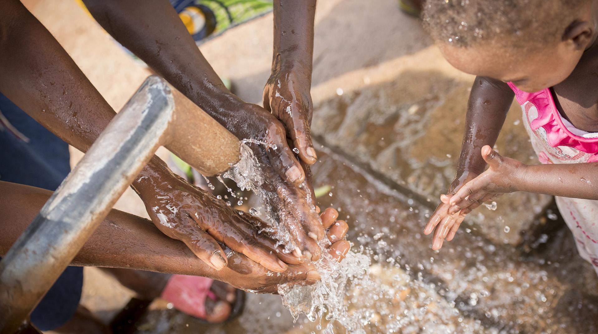 Beliebt GAiN - Brunnen für Afrika BF76